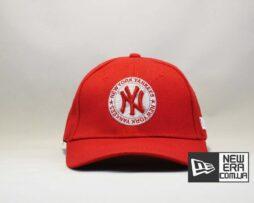 кепка бейсболка New Era New Tork Yankees Red красная купить
