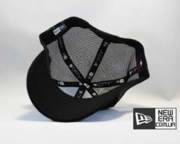 9forty купить кепка trucker Chicago White Sox New Era черная сетка