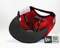 чикаго буллс украина кепка Snapback Chicago Bulls Red Black New Era черная с крастным