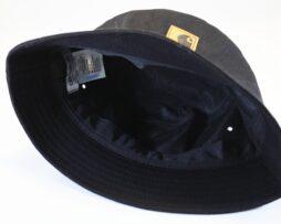 carhartt ukraine панама Carhartt black кожаный логотип купить