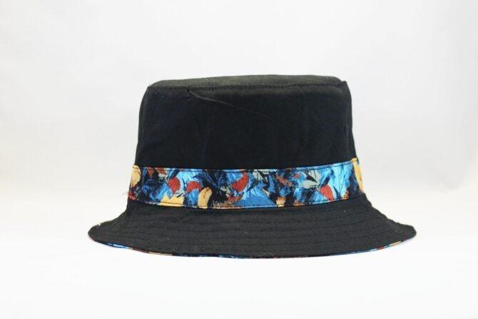 короткий обод Панама летняя Carhartt черная bucket hat цветная