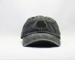 джинсовая бейсболка кепка STUSSY серая купить