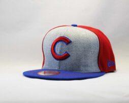 кепка snapback Chicago Cubs New Era бейсбольная