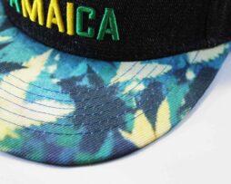 лист конопли купить кепка Snapback Property of Jamaica Cayler and Sons бейсболка купить