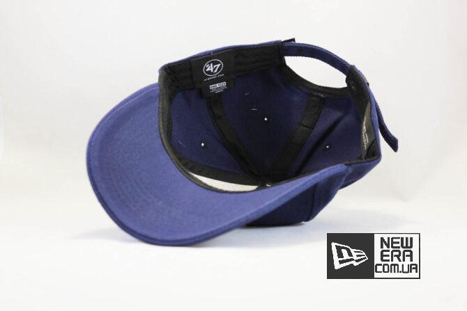 круглый козырек кепка бейсболка snapback Detroit New Era 47 купить Украина