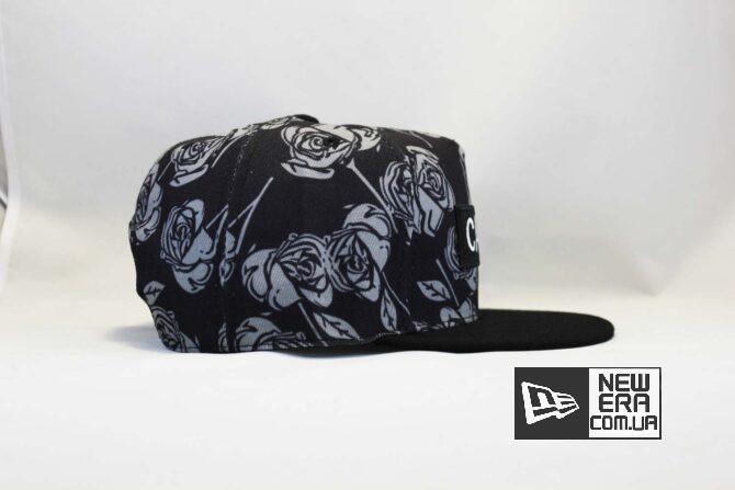 оригинальная гангстерская одежда кепка snapback Cayler and Sons черные розы купить Украина