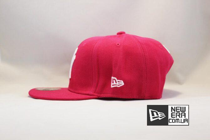 янки бейсболка кепка snapback NY Yankees New York Pink Розовая купить Украина