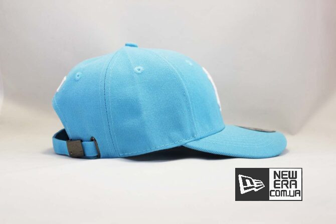 янкис купить кепка бейсболка snapback New Era New York Yankees голубая купить