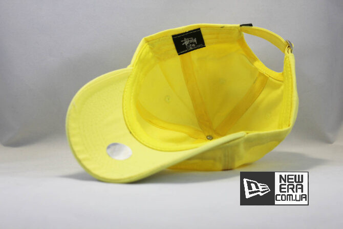 желтые снепбеки кепка бейсболка Stussy стусси желтая купить оригинал